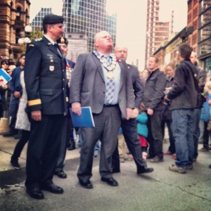 Rob Ford Nov. 11 2012